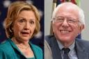 USA-News-Headline-Hillary-Clinton-And-Bernie-Sanders