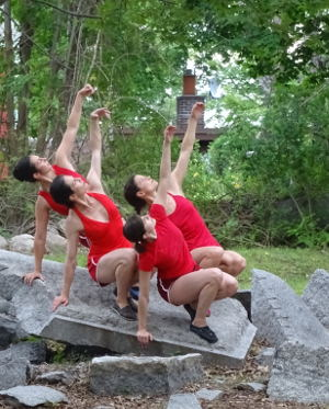 quarry_dance_4_women_in_red_on_granite_2015