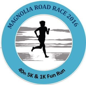 Magnolia Road Race 2016 Logo